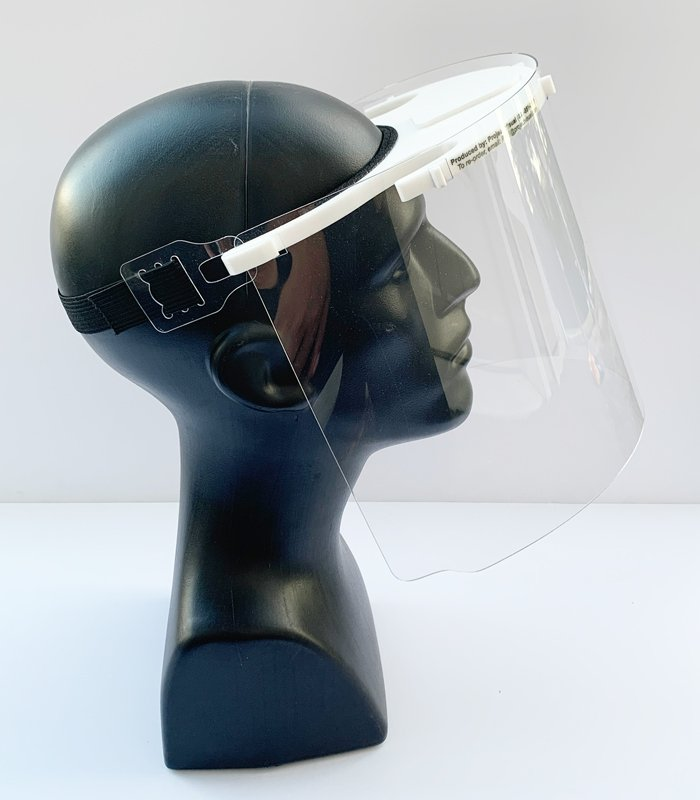 Face Shield (Loupe)
